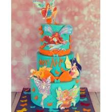 Торт Винкс (3235)