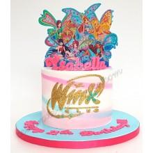 Торт Винкс (3238)