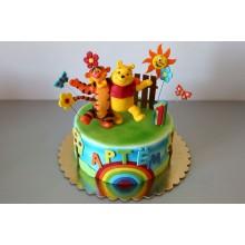 Торт Винни Пух (3243)