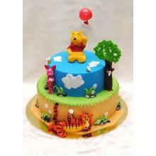 Торт Винни Пух (3244)