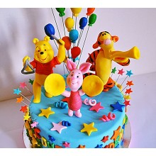 Торт Винни Пух (3246)