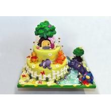 Торт Винни Пух (3247)