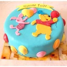 Торт Винни Пух (3248)