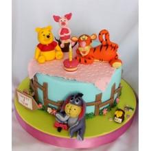 Торт Винни Пух (3250)