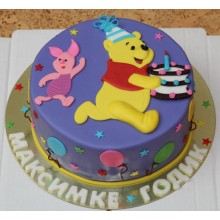 Торт Винни Пух (3251)