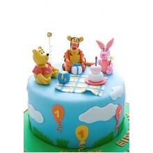 Торт Винни Пух (3254)