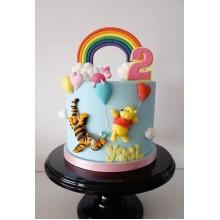 Торт Винни Пух (3255)