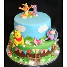 Торт Винни Пух (3256)