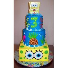 Торт Губка Боб (3324)