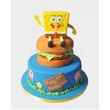 Торт Губка Боб (3325)