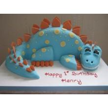 Торт Драконы и динозавры (3341)