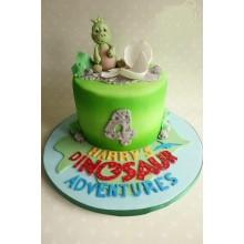 Торт Драконы и динозавры (3342)