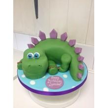 Торт Драконы и динозавры (3346)