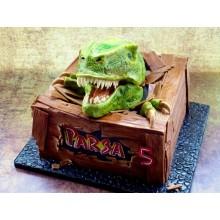 Торт Драконы и динозавры (3351)