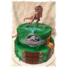 Торт Драконы и динозавры (3352)