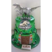 Торт Драконы и динозавры (3353)