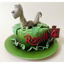 Торт Драконы и динозавры (3355)