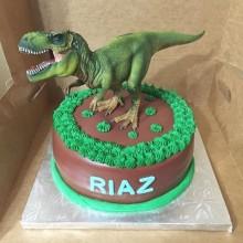 Торт Драконы и динозавры (3357)