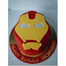 Торт железный человек (3363)