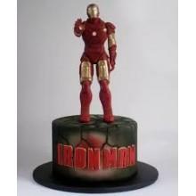 Торт железный человек (3364)