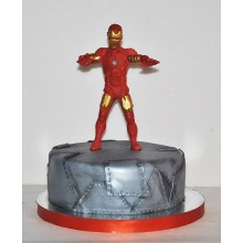 Торт железный человек (3365)