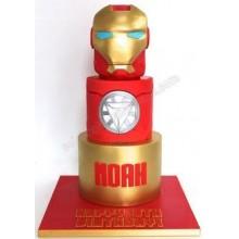 Торт железный человек (3369)