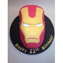 Торт железный человек (3370)