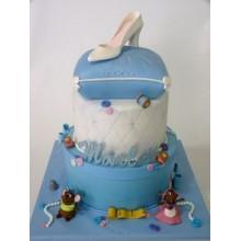 Торт золушка (3375)