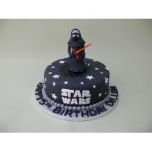 Торт звездные войны (3386)