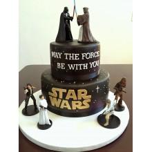 Торт звездные войны (3389)