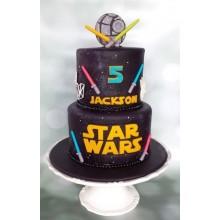 Торт звездные войны (3393)