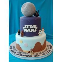 Торт звездные войны (3394)