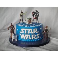 Торт звездные войны (3395)