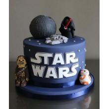 Торт звездные войны (3396)
