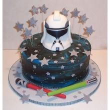 Торт звездные войны (3397)
