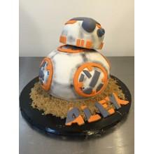 Торт звездные войны (3400)