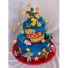 Торт история игрушек (3401)