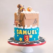 Торт история игрушек (3403)