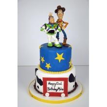 Торт история игрушек (3405)