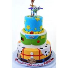 Торт история игрушек (3406)