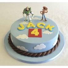 Торт история игрушек (3407)