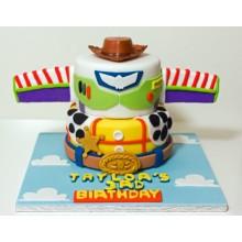 Торт история игрушек (3408)