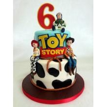 Торт история игрушек (3409)