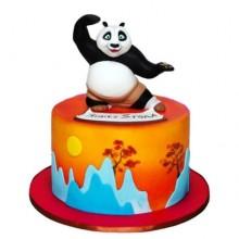 Торт кунг-фу панда (3433)