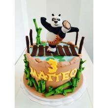 Торт кунг-фу панда (3435)