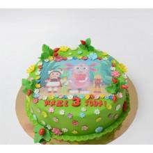 Торт Лунтик (3449)