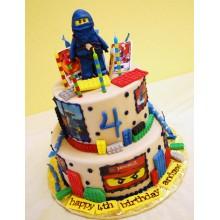 Торт Лего (3454)