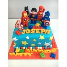 Торт Лего (3459)