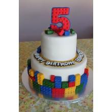 Торт Лего (3461)