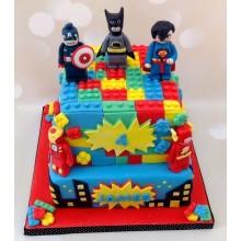 Торт Лего (3464)
